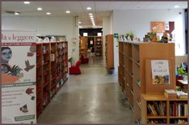 Spazi della biblioteca