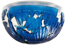Coppa di vetro etrusca