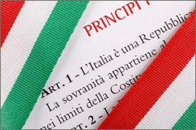 Principi costituzione