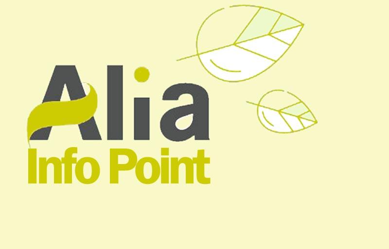 Alia info point